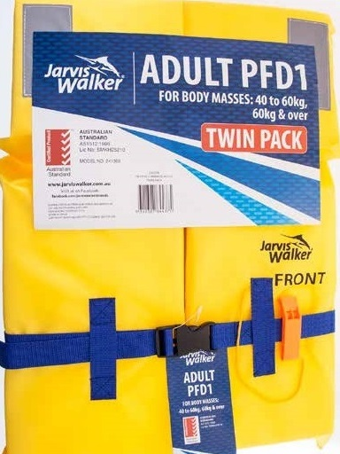Adult PFD 1 - Multiple batches