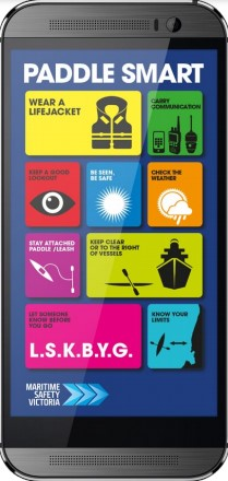Paddle Smart brochure cover