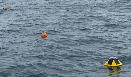 Wave Rider buoy photo
